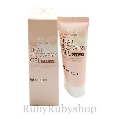 [Mizon] // Snail Recovery Gel Cream -45ml  [RUBYRUBYSTORE]