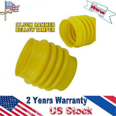 Rammer Bellow Tamper For Wacker Compactor Jumping Jack Boot Tool High Quality