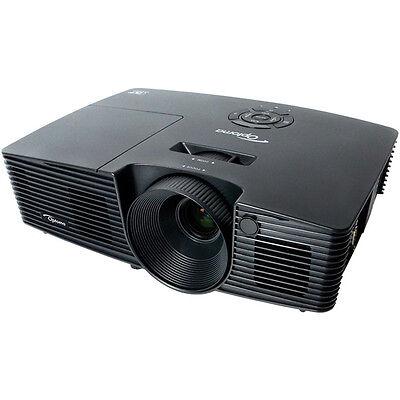 Optoma X312 Full 3D XGA 3200 Lumen DLP Data Projector with Full Digital