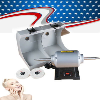 Dental Dental Polishing Lathe Dental Lab Equipment 110v220v 3000rpm Low Noise