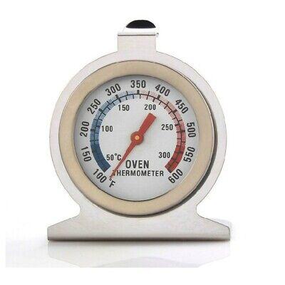 Termometro Cocina de Acero inoxidable ⭐ Medidor Temperatura Horno