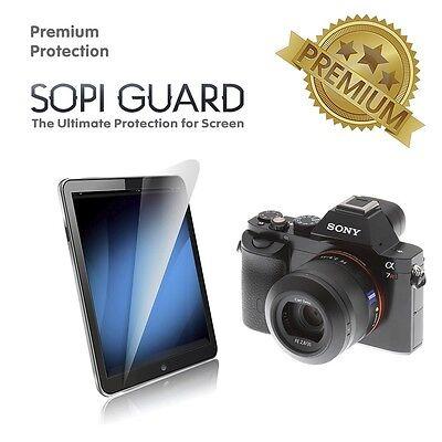 SopiGuard Premium Tempered Glass Screen Protector Sony A7R A7 A7S