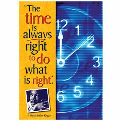 The time is always right ARGUS Poster Trend Enterprises Inc. T-A67289