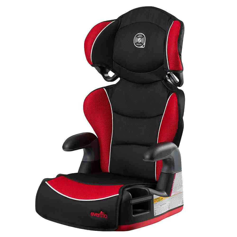 Kids Car Seat Booster With Cup Holders 10