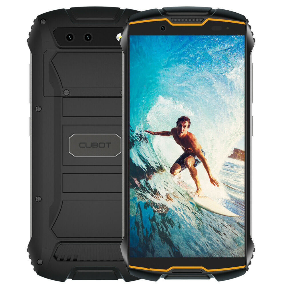 "4.0"" Cubot King Kong Mini Android 9.0 4G Cellulari 3GB+32GB"