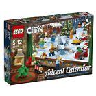 Advent Calendar City LEGO Complete Sets & Packs