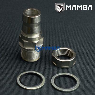 MAMBA Turbo Oil Pan / Oil sump Return Adapter Bung 3/4