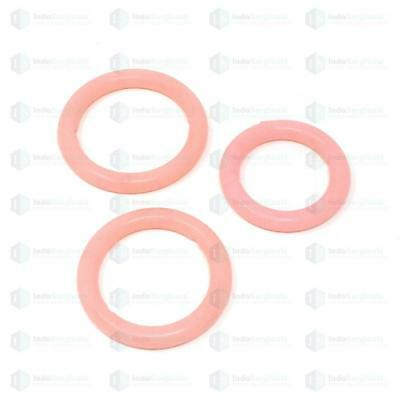 Ring Vaginal Pessary Silicone Non Sterile Pessaries Set Of 3 70mm 80mm 90mm