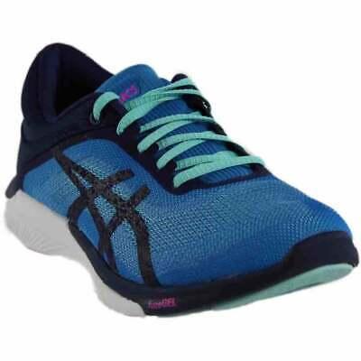 ASICS FuzeX Rush  Casual Running Neutral Shoes - Blue - Womens