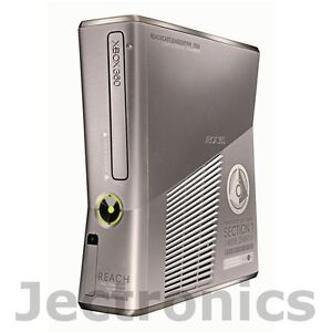 Xbox 360 Console Only New Microsoft Xbox 360...