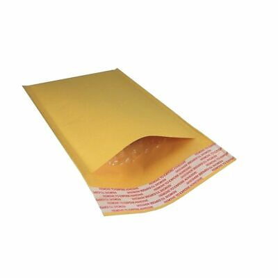 30 Pack- 4 X 8 000 Kraft Bubble Mailers Self Seal Padded Shipping Envelopes