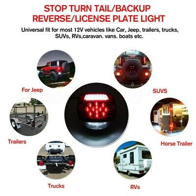 Turn Signal lights Auto Exterior Brake Taillights Practical Accessories