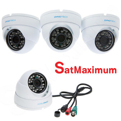 Dome Security Camera HD Home Video Surveillance 4 in 1 CCTV 2.1MP 1080P 2.8mm - Dome Video Security Camera