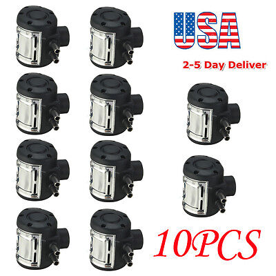 10pcs L80 Pneumatic Pulsator For Cow Milker Milking Machine Dairy Farm Milker Us