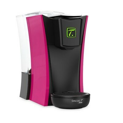 SpecialT by Nestle MINI.T Fuchsia Teeautomaten 3 bar Pumpendruck 1,3l Wassertank