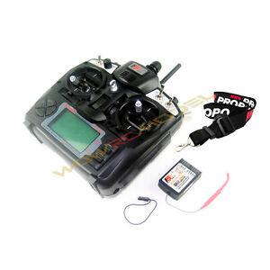 FlySky-2-4G-9CH-Radio-System-FS-TH9X-B-Transmitter-R8-B-Receiver-Neck-Strap