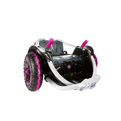 Power Wheels Spinning Wild Thing 12 Volt Battery Powered Ride On Vehicle (Power Wheels Wild Thing 12 Volt Ride On)