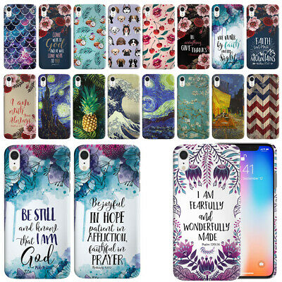 Design Hard Phone Case - For Apple iPhone XR 6.1