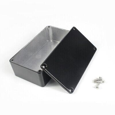 125b 1590n1 Back Powdercoat Hammond Effect Us Ship Pedal Enclosure Box Aluminum