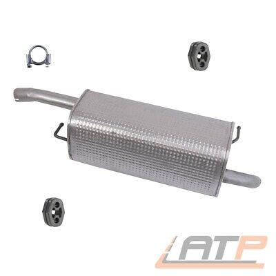 ORIGINAL Ford Endschalldämpfer FIESTA V MK5 1.25 16V 1.3 1.4 16V 1557510