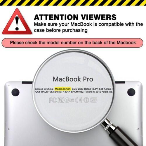 "как выглядит Чехол для iPad, планшета или электронной книги Matte Hard Shell Case+Keyboard Skin+LCD Film For Macbook Pro 13"" 15"" 2016-2018 фото"