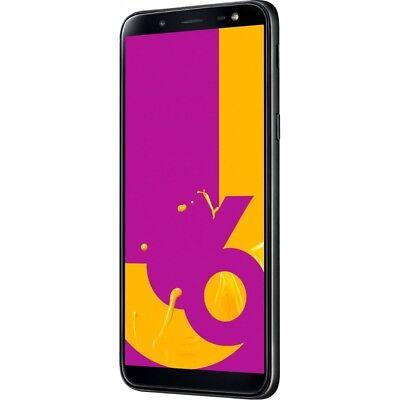 Samsung Galaxy J6 (2018) J600 schwarz Android Smartphone Handy ohne Vertrag NEU