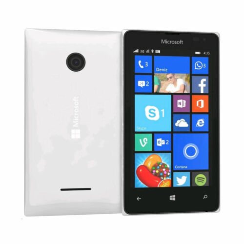 Microsoft Nokia Lumia 435 Rm-1070 (t-mobile) 8gb Windows ...