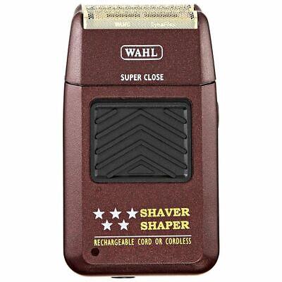 - Wahl 5 Star Shaver/Shaper 8061