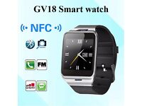 GV18 smart watch (can be linked with your smart phone)