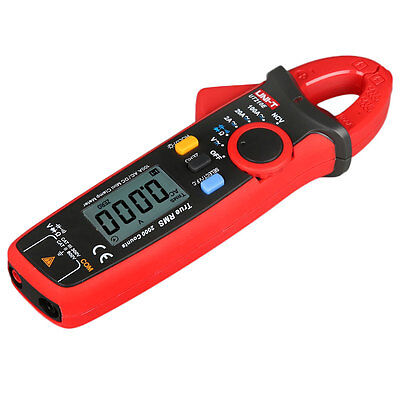 UNI-T UT210E Digital Clamp Meter Multimeter Handheld RMS AC/DC Mini Resistanc