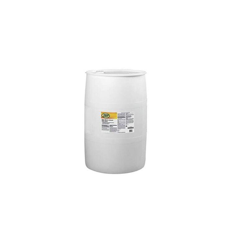 Zep R19985 Parts Washer Solvent with Citrus Scent - 55 Gal. Drum