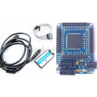 Altera Cyclone Ii Ep2c5t144 Fpga Board Usb Blaster Jtag Programmer With Cable