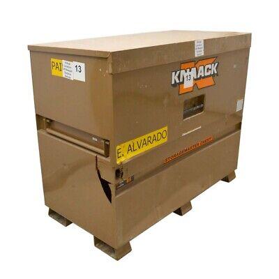 Knaack 89 Storagemaster Piano Gang Jobsite Box 60 L X 30-12 W X 49 H