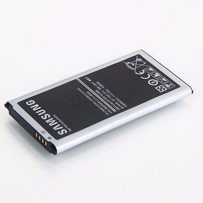 New OEM Samsung Galaxy S5 Battery 2800 mAh EB-BG900BBU Candid Original G900