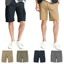 Bermuda uomo TWIG CARGO / CHINOS shorts pantaloni corti pantaloncini cotone