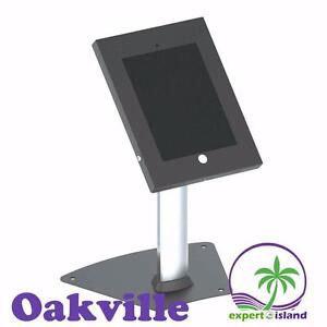 PyleHome (PSPADLK12) Trade Show Anti-Theft iPad Holder Kiosk Safe Security Desk Table top Stand, , Tradeshow POS