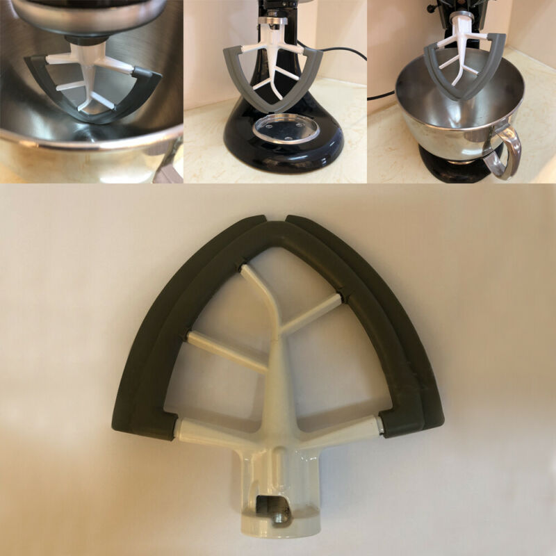 Flex Edge Beater For Gvode KitchenAid Tilt-Head Stand Mixer 4.5-5qt Accessories