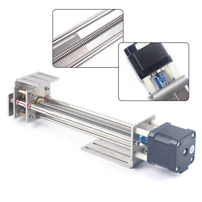 3 Axis Cnc Z Axis Slide Linear Motion Milling Engraving Machine 2 Phase Motor Us