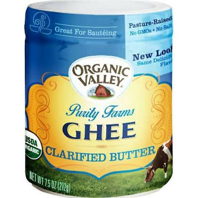 Purity Farms - Purity Farms-Ghee Clarified Butter (12-7.5 oz cans)