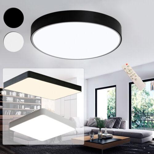 18W - 48W Dimmbar Acryl LED Deckenlampe Deckenleuchte Wohnzimmer Küchen Lampe