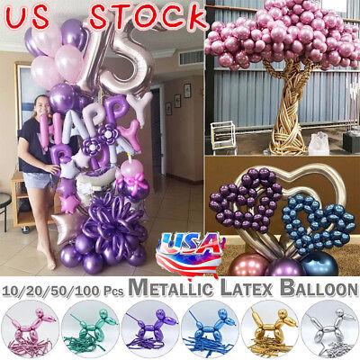 100 Pcs Magic Long Animal Balloon Mixed Colour Tying Making Balloons Twist Latex - Anime Latex