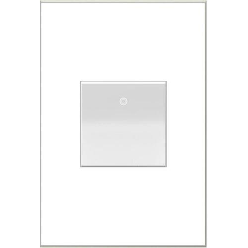 ASPD1532W4 - LEGRAND ADORNE PADDLE SWITCH - 15A - WHITE FINISH