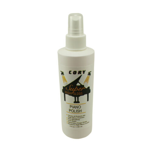 Cory Super High Gloss Piano and Furniture Polish 8 oz