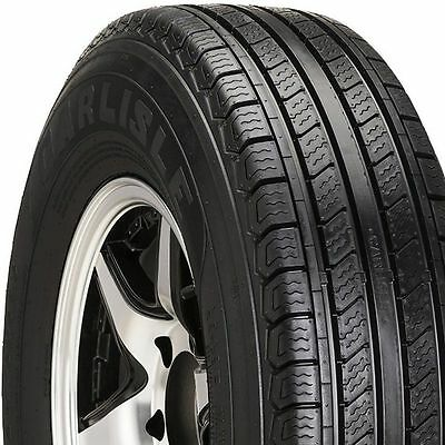 2 New  ST175/80R13 -8 Ply Carlisle Radial Trail HD Trailer Tire Free Shipping!!