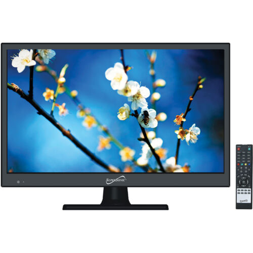 Supersonic 15.6 Inch 1080p LED Widescreen HDTV,HDMI,AC/DC Compatible | SC-1511