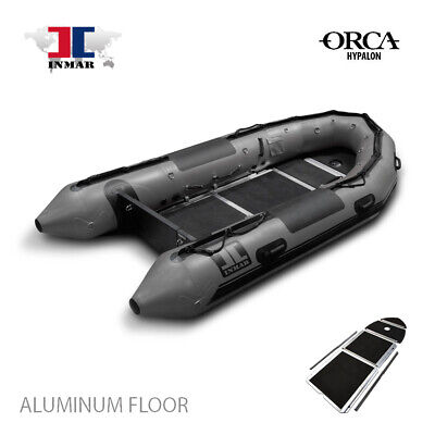 12.5 ft INMAR Hypalon Military Grade Inflatable boat - Seal Team
