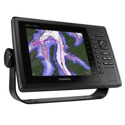 Garmin GPSMAP 820xs w-DownVu Transducer]