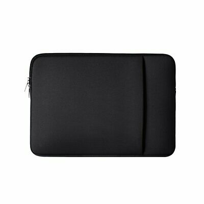 DOUBLE POCKET Zip Case Cover Bag Sleeve Fits LENOVO S345 14