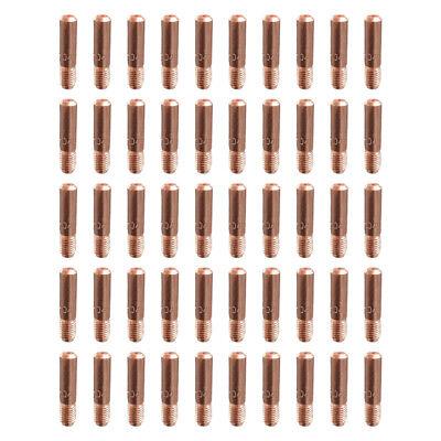 50-pk 000069 .045 Contact Tips For Miller Hobart Mig Welding Gun 000-069