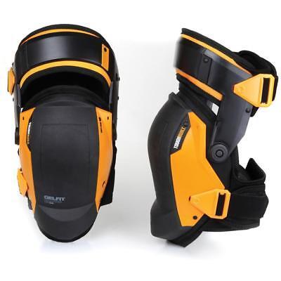 Toughbuilt Knee Pads Thigh Support Stabilization Gelfit Fanatic Leg Protector
